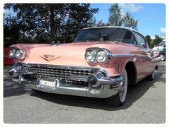 Cadillac Coupé de Ville 1958 (v8dub) Tags: auto old classic car de automobile automotive voiture cadillac american 1958 oldtimer oldcar rare ville coupé collector wagen pkw klassik worldcars
