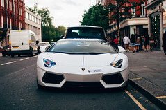 Shark (Jordi James Hales) Tags: slr london cars car photography rich lifestyle automotive ferrari harrods mclaren porsche audi bugatti 3000 lamborghini scuderia supercar gumball oakley p1 gallardo supercars veyron millionaire f40 r8 f12 pagani berlinetta 722 huayra hypercar laferrari aventador