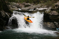 Italy - Egua (mr__fox) Tags: trip flowers trees italy white holiday mountains water rock fun waterfall big rocks kayak faces awesome may meadows slide drop kayaking rivers kayaks plunge 2014 gnar valsesia egua