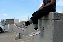 Light Beige (luggageboy) Tags: light philadelphia canon shoe beige shoes air running trainers nike og sneaker runners philly huarache hypebeast teamcozy t2i wdywt sneakerporn shoetography