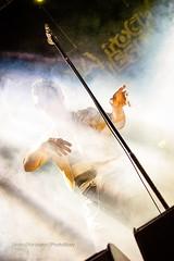 Nobraino [Gioia Rock Festival 2014] (Elettra | Panzarino | PhotoStory) Tags: light music color colors rock faro lights nikon sing musica singer indie singers luci luce circolo musicista palco gioia musicisti fari gioiadelcolle arci nobraino d3000 nikond3000 gioiarockfestival circoloarcilebowski rockerella