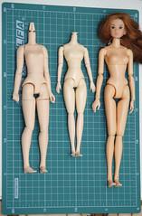 Hybride Dal + Azone body (*Aloe*) Tags: body dal pullip momoko azone hybride rotchan