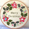 "Merry Christmas Hoop • <a style=""font-size:0.8em;"" href=""http://www.flickr.com/photos/29905958@N04/14979943840/"" target=""_blank"">View on Flickr</a>"