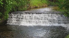 Wasserrauschen (Anjalie157) Tags: wasser wasserfall urlaub mai badenbaden spaziergang kurpark videofilmchen