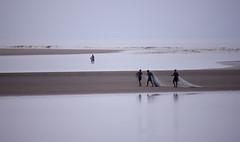 The Fishermen (Sandeep Santra) Tags: sea seascape detail beach canon fishing fisherman seashore digha canonefs55250mmf456is