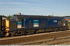 37218GB_010807 (Catcliffe Demon) Tags: uk norfolk railways drs englishelectric diesellocomotive rosters directrailservices eetype3 ukrailimages2007 class370