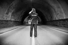Photographer (Nic2209) Tags: germany deutschland nikon europa flickr fotograf photographer tunnel alemania nrw sw ruhrgebiet westfalen 2014 ruhrpott nili schwarzweis allemange fotographieren schrick nikond5100 nic2209