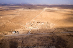 Qasr el-Mshatta (APAAME) Tags: archaeology ancienthistory middleeast airphoto oblique aerialphotography aerialphotograph umayyad scannedfromslide aerialarchaeology jadis2412001 megaj2715 qasrelmushatta