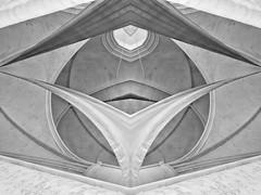 Sails - Segel (tangoed) Tags: bw art blackwhite arte cathedral dom kunst sails olympus ars lübeck segel
