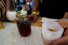 Bourbon in an Ice Shot Glass (breannawilsonLA) Tags: shot drink shots drinking whiskey bourbon shotglass iceshotglass icedshotglass