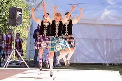To Float as a Feather (Dave In Oregon) Tags: girls summer washington dancers plaid kelso highlanddance highlanderfestival
