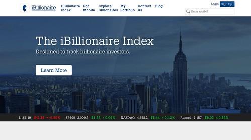 iBillionaireHomepage