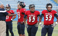 IMG_6778 (East View Patriots Football Georgetown TX) Tags: andrews v smallgroup longshot infocus highquality