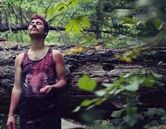 Woods (Aimee-A) Tags: portrait 35mm model woods adventure inspire