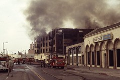 Ponet Square Hotel Fire Sunday September 13 1970