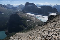 "Grinnell Glacier Basin • <a style=""font-size:0.8em;"" href=""http://www.flickr.com/photos/63501323@N07/15105375332/"" target=""_blank"">View on Flickr</a>"