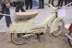 20131108 Lyon Rhône - Epoc Auto - Peugeot BB 104 49cc -(1962)- (anhndee) Tags: france frankreich lyon rhône moto motorcycle motorbyke mot motorrad rhonealpes motoancienne motosanciennes epoqauto