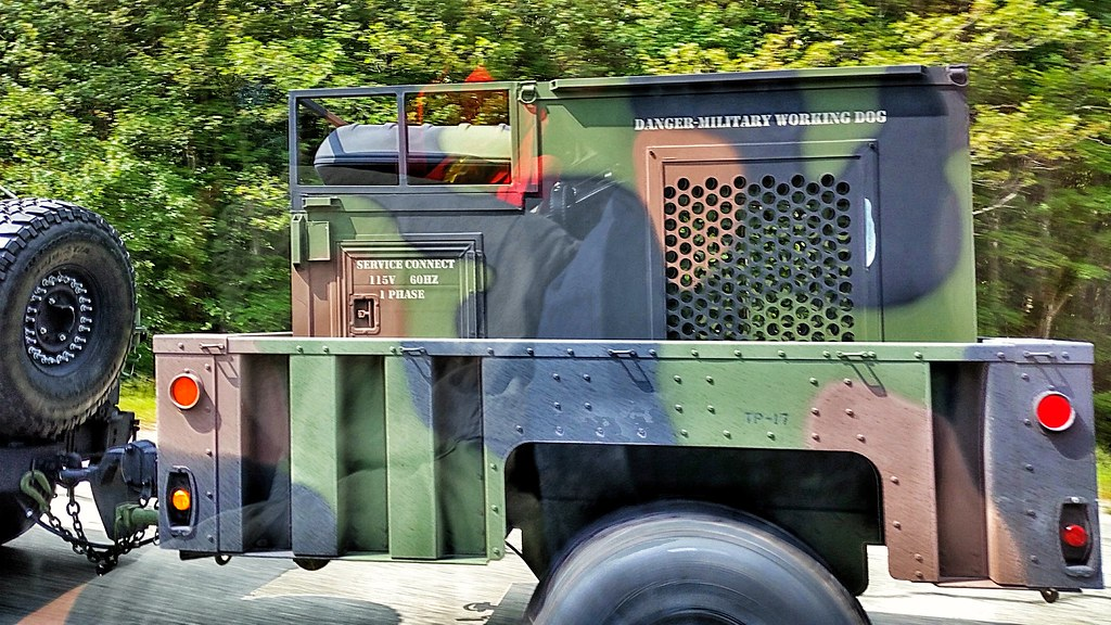The World 39 S Best Photos Of Humvee And Trailer Flickr