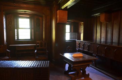 Le château du Haut-Koenigsbourg.Les appartements.01