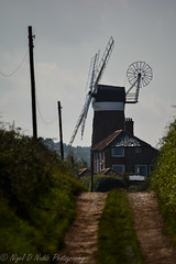 Weybourne Mill (Nigel Nudds Photography) Tags: carnival camping sun mist beach race real coast norfolk ale raft pubs sheringham brancaster wellsnextthesea staithe weybourne