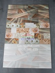 Bộ ốp trúc xéo (30x60)