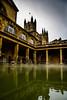 Roman Baths - Bath (GarethThomasJones) Tags: morning history abbey architecture bath roman bat overcast somerset historic dslr archeology invasion efs romans romanbaths bathabbey 2014 canonefs1785mmf456isusm canon1785mm canon60d gareththomasjones