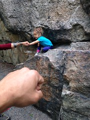 Sent (ericmonasterio) Tags: air lila send bouldering em gunks knucks fivefiveandahalf