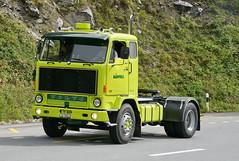 Volvo F89 13.9.2014 3596 (orangevolvobusdriver4u) Tags: classic truck vintage schweiz switzerland volvo sweden oldtimer chur lkw semitrailer 2014 klassik f89 sattelschlepper volvof89 fischerausfahrt archiv2014 fischerausfahrt2014