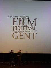 Filmfestival Gent 2011 - On Scene 1