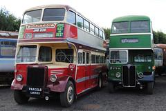 Barton Transport 507 (Hesterjenna Photography) Tags: nottingham travel bus buses coach transport transit barton preserved titan society doubledecker leyland psv decker busrally lowbridge duple leylandmotors coachbuilders jvo230