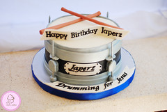 Snare Drum Cake (aj.foodcreations) Tags: cake drum snare