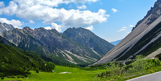 Hahntennjoch - Austria
