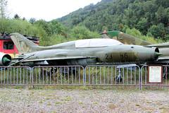23 86 (vriesbde) Tags: badischl fahrzeugtechnikluftfahrtmuseum museum 2386 mikoyangurevichmig21u400 mikoyangurevichmig21 mikoyangurevich mikoyan gurevich mig21u400 mig21u mig21 luftwaffe