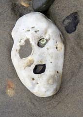 Stone (18)A (Padski1945) Tags: onthebeach astone stone pebble afaceinthecrowd likearollingstone stoneme