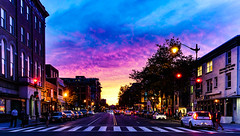 2016.09.21 DC People and Places 08078 (tedeytan) Tags: 14thstreet 14thandu benschilibowl dc dcatnight reevescenter ustreet dcist shaw sunset exif:lens=e19mmf28 exif:isospeed=320 camera:make=sony exif:aperture=28 exif:focallength=19mm exif:make=sony camera:model=ilce6300 exif:model=ilce6300