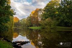 Autumn Colours part II (melvinjonker) Tags: noorderplantsoen autumncolours landscape sony morning reflections water parc colors colours autumn holland groningen nature
