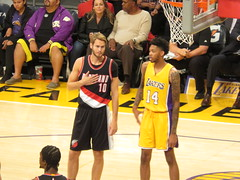 IMG_4321 (CAHairyBear) Tags: lakers lalakers nbl basketball