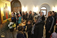 39. Church service in Svyatogorsk / Богослужение в храме г.Святогорска 09.10.2016
