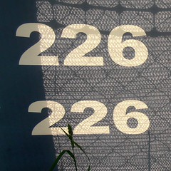 226 (Navi-Gator) Tags: 226 number even