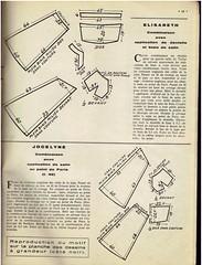 2016-10-18 1960 slip pattern (april-mo) Tags: lingerie vintagemagazine vintagelingerie vintageslip combinaison 1960