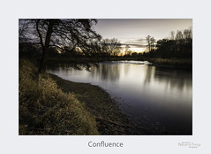 Confluence (baldwinm16) Tags: il illinois midwest sunrise dawn river dupage confluence fall autumn november nature natureofthingsphotography