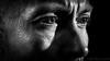 Self (#Weybridge Photographer) Tags: studio adobe lightroom canon eos dslr slr 40d low key lowkey selfie self black background close up eyes stubble nose