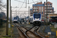 NSR SLTs at Boskoop, November 26, 2016 (cklx) Tags: gouwelijn nsr slt boskoop waddinxveen