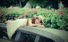_JAY0027 ( Jaylin) Tags: mzd omd olympus oldhouse m43 mirco model beautiful portrait photo pepole park jpg dress sailor suit taiwan taipei flower expo jelin jaylin eye em1 40150mm 1240mm