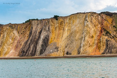 Alum Bay sands Isle of Wight ('Andy Kaye) Tags: alumbay alumbaysands andykaye andykayephoto andykayephotography andykelleher d810 englishchannel fx iow isleofwight needles nikon nikond810 solent theneedles ancient buoy camera coast colour fullframe fun harbour landscape light lightroom manualmode nature nikonpassion outdoor outdoors path photo photograph science sky summer sun water waterway allrightsreserved