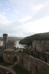 Conwy Castle (Russbomb) Tags: 2010 europe wales