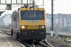 Gand-Gent-Dampoort Infrabel Geismar (DiL Photos) Tags: infrabel croissrail sncb am96 bombardier alstom siemens vectron traxx class66 desiro am08 type 13 fret hkm cargo