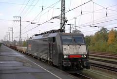 Locon 189-099 staaltrein Emmerich (cellique) Tags: locon 189099 mrcedispolok staaltrein emmerich spoorwegen goederentrein treinen eisenbahn guterzug zuge railways trains