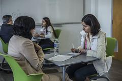 Mentoria cara a cara: Speed mentoring
