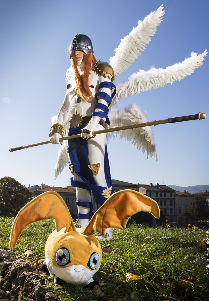The World's Best Photos of angemon and digimon - Flickr ...